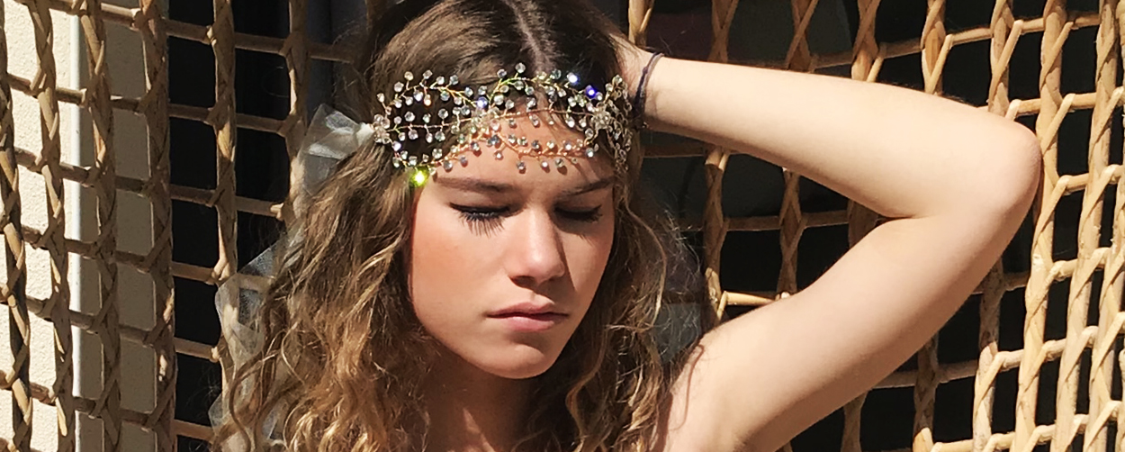 headband aurore ida degliame
