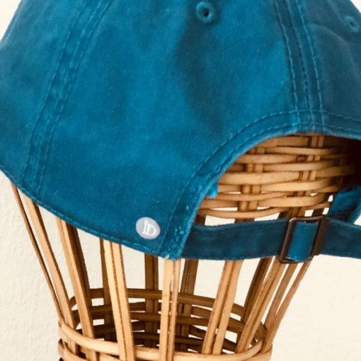 La SUPERBE IDA DEGLIAME existe en bleu turquoise et est réglable à l'arrière.