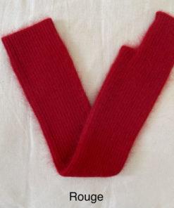 longue mitaine SERGE IDA DEGLIAME rouge