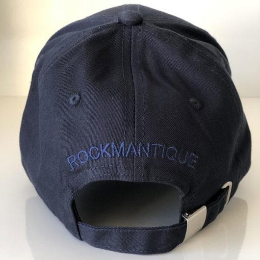 La casquette ID IDA DEGLIAME est brodé rockmantique sur l'arrière