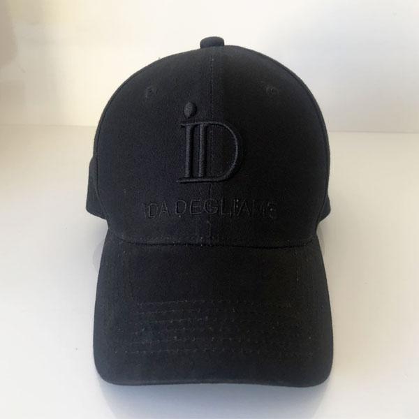 La casquette ID IDA DEGLIAME est unisexe