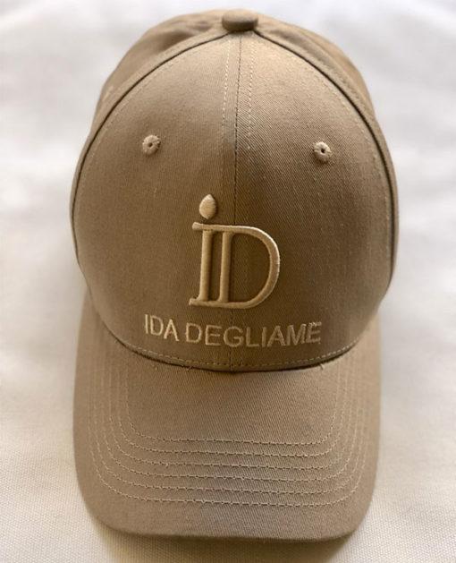 La casquette ID IDA DEGLIAME est en taille unique