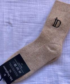 Les chaussettes Mes Doudous Ida Degliame sont lavable à la main ou en machine programme laine max 30°