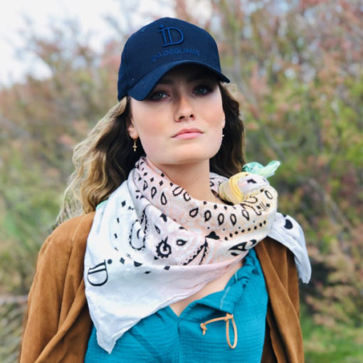 foulard 80 acidulé IDA DEGLIAME