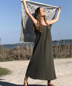 La robe dos nu CALI IDA DEGLIAME est parfaite pour l'été